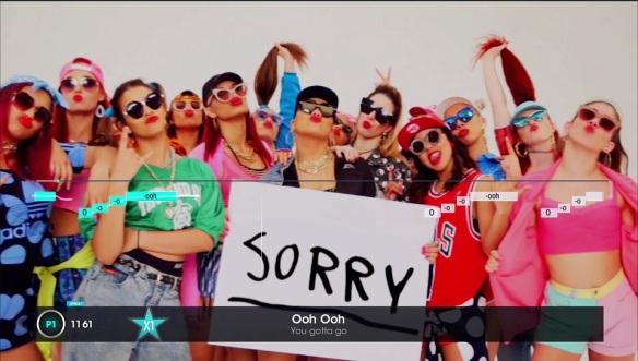 Lets Sing 2017_Justin Bieber_Sorry_pantalla