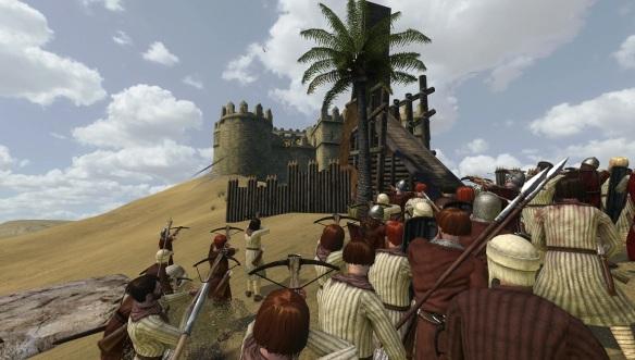 Mount & Blade Warband_pantalla